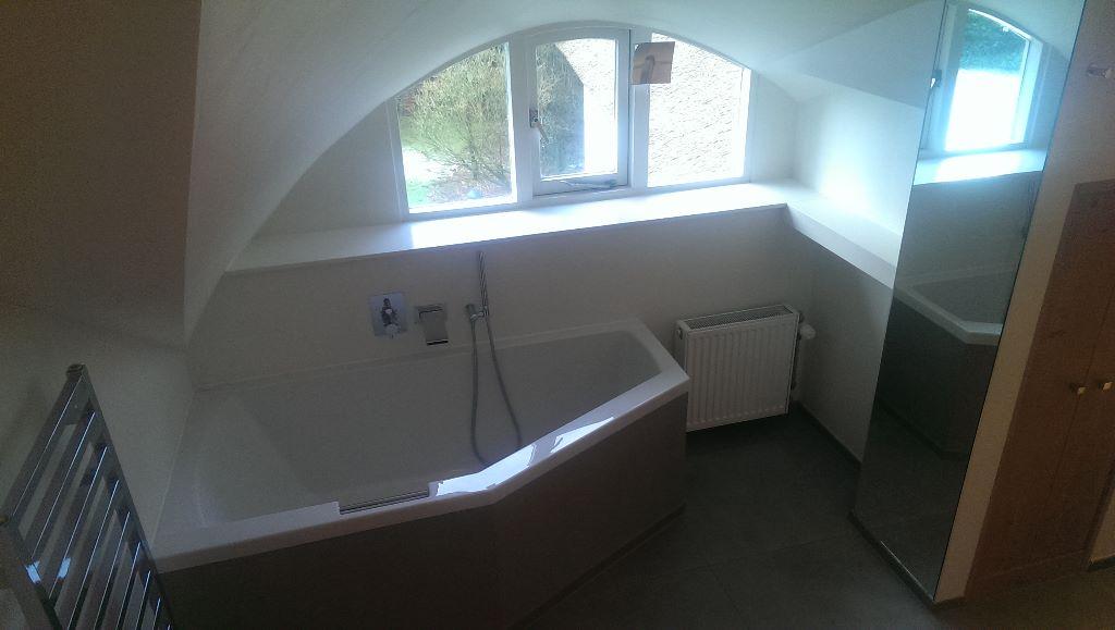 Badkamer verbouwen • Aannemer Kers B.V. Hagestein Vianen