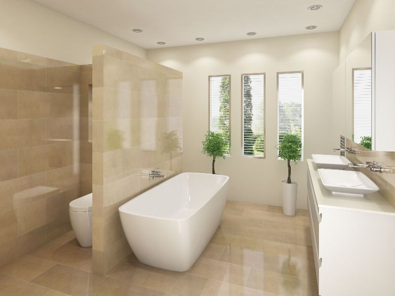 Hoogte Afzuiging Badkamer : Badkamer verbouwen u aannemer kers b v hagestein vianen